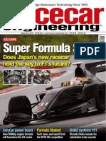 Racecar Engineering 2018 09