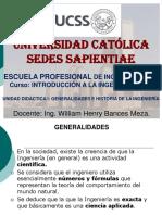 UNIDAD DIDACTICA I  - GENERALIDADES E HISTORIA DE LA INGENIERIA.ppt