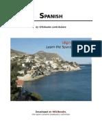 Wikibook - Learn Spanish.pdf