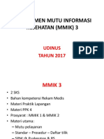 MMIK_3,_Mutu,_standar,_daftar_tilik