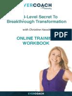 Unleash  Online Training Worbook