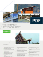 Performance Brochure
