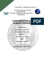Administración - Elaboración de Objetivos