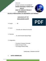 Ciraco - Lab2 - Oscilador Clapp