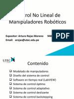 CONTROL I - Control NL de Manipuladores