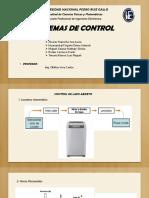 Control i - Sistemas de Control