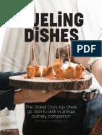Dueling Dishes Taste 2018