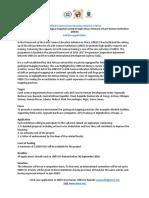 039. ANESI_Call for application_Capacity building_prazo - 30 Setembro 2016.pdf