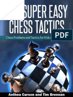 399 Super Easy Chess Tactics - Anthea Carson & Tim Brennan