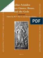 [W.v. Harris, Brooke Holmes] Aelius Aristides Betw(B-ok.org)