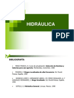 Hidraulica en Tuberias