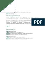 Manuales asignaturas Física y  Fundamentos de Programación UNED