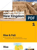 new kingdom egypt slides