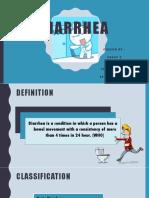 Diarrhea A