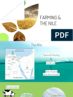 farming and the nile slides