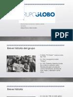 Globo, Estruturas Pp