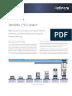 Infinera BR DTN X Family