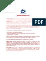Acta de Constitucion Fundacion
