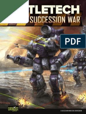 E-CAT35236 BattleTech Second Succession War   Battle Tech