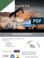 TESTEK - Soluciones Para La Industria - Introducción