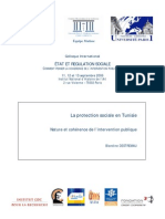 2006-09_La protection sociale en Tunisie nature et cohérence de l'intervention publique