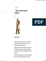 Le Bolero _ Histoire Et Grands Interprètes