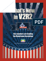 Whats New in V2R2