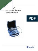 SonoSite MicroMaxx - Ultrasound - Service manual.pdf