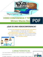 VIDEO CONFERENCIA Y TIPOS DE WEB.pptx