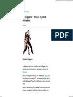 Le Reggaeton _ Histoire Et Grands Interprètes