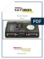 Manual Reparo Mulgiga