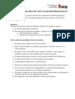 Reglamento Del Alumno en Práctica (1)