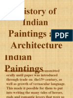 History of Indian Art(Len's report)