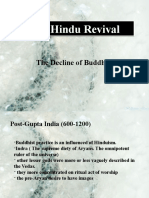 The Hindu Revival(Frankie's report)