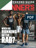 Runners World USA October 2017