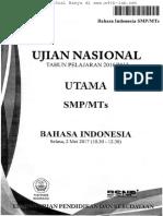 UN SMP 2017 BAHASA INDONESIA.pdf