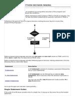 Python Decision Making (1)