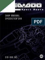 2004 Speedster Shop Manual
