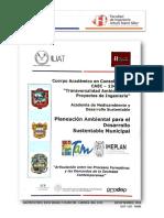 Planeación Ambiental Para El Desarrollo Sustentable Municipal