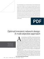 Optimización Multiobjetivo (NSGA-II)