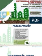 Ingenieria Ambiental Ucsm Tercera Unidad_ingeniería Verde