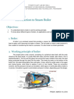 Lab # 2 Introduction to steam boiler.docx