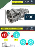 Caixa de Mudancas ZF 16S 1685 TD 370