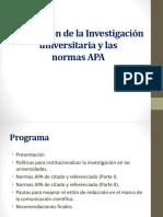 Plantilla APA
