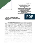 7- EXP CIVIL 828-2016- Amparo Directo Sentencia