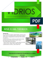 VIDRIOS , PINTURA Y POLIMEROS.pptx