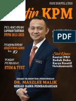 Buletin Kpm Edisi Ogos 2018