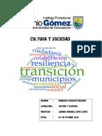 Trabajo de Sociedad y Cultura PDF