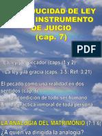 Romanos Cp 7