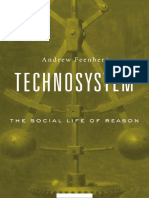 Andrew Feenberg-Technosystem_ the Social Life of Reason-Harvard University Press (2017)